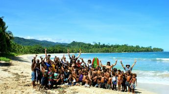 Papua New Guinea surf season