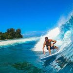 Surfing PNG kavieng