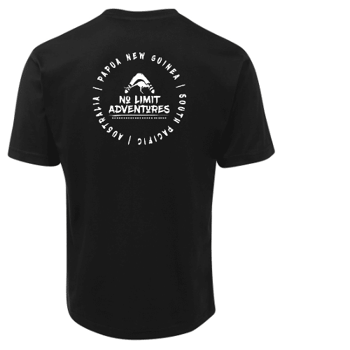 T-Shirt No Limit Adventures